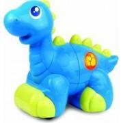 Jucarie interactiva - Dinozaur prietenos Albastru