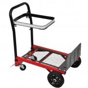 vidaXL Skládací plošinový vozík
