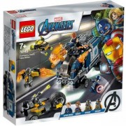 Конструктор Лего Супер Хироус - Avengers – схватка с камион, LEGO Marvel Super Heroes 76143
