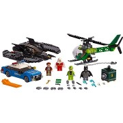LEGO Super Heroes 76120 Batman Denevérszárny és Rébusz rablása