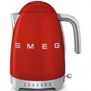 SMEG Klf04rdeu Bollitore Elettrico A Temperatura Variabile Capacità 1,7 Litri 24