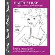 HAPPY STRAP Gemakkelijk vast te maken en onzichtbaar onder alle kledij.