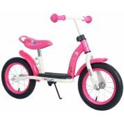 Yipeeh Loopfiets 12 Inch Meisjes Roze