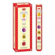 Bețișoare parfumate HEM - Precious 3 in 1