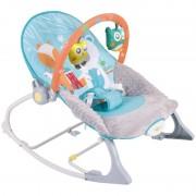 Balansoar Sun Baby, spatar reglabil, sunete si vibratii, suporta maxim 18 kg
