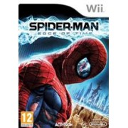 Spider Man Edge of Time Nintendo Wii