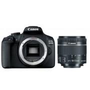 Canon EOS 2000D + EF-S 18-55mm F/4-5.6 IS STM - 4 ANNI DI GARANZIA IN ITALIA