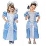 Детски карнавален костюм Принцеса Melissa and Doug, 18517, 000772185172