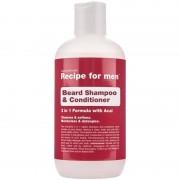 Recipe For Men Beard Shampoo & Conditioner (250ml)
