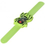 Wild Republic Spider, Slap Bracelets for Kids, Toy Watch, Educational Toys, 9 inches