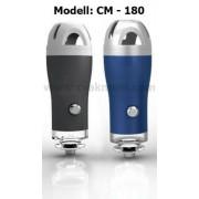 Negatív ionos autó légtisztító és légfrissítő (Szürke vagy fehér)