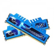 Memorie G.Skill RipJawsX 8GB (2x4GB) DDR3 PC3-12800 CL9 1.35V 1600MHz Intel Z97 Ready Dual Channel Kit, F3-12800CL9D-8GBXM
