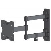 """Staffa a Muro per LCD 13-27"""" Universale e Snodabile"""