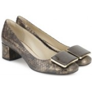 Clarks Chinaberry Fun Bronze Metallic Bellies For Women(Copper)