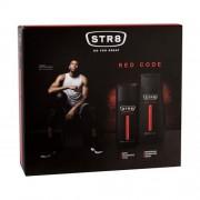 STR8 Red Code set cadou deodorant 75 ml +gel de dus 250 ml pentru bărbați