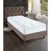 Schlafwelt Comfortschuimmatras, »KS Luxus«, Schlafwelt, 27 cm hoog, dichtheid: 35, extra hoog en comfortabel - 379.99 - Size: 5 (121-160 kg)