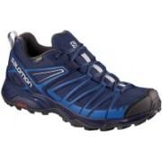 Salomon X Ultra 3 Prime GTX Hiking & Trekking Shoes For Men(Blue)