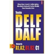 Teste DelfDalf - Nivelurile A1 a2 b1 b2 c1 - Cd mp3 - Liliana Rusu coord