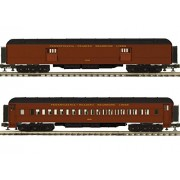 MTH TRAINS; MIKES TRAIN HOUSE PRSL 70' MADISON BAGGAGE/COACH