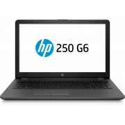 HP Notebook 250 G6 i3-6006U / 15.6 HD SVA AG / 4GB 1D DDR4 / 500GB 5400 / W10p64 / DVD-Writer / 1yw / kbd TP / Intel 3168 AC 1x1+BT 4.2 / Dark Ash Silver Textured with VGA Webcam (QWERTY)