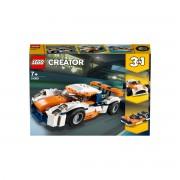 LEGO Creator 31089_trkaći auto boje zalaska