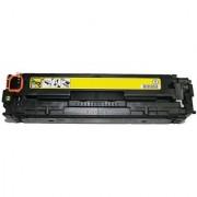 ZILLA 125A Yellow / CB542A Toner Cartridge - HP Premium Compatible