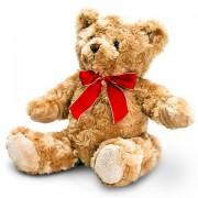 Ursulet de plus cu funda rosie Keel Toys 20 cm