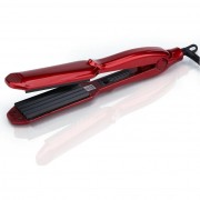 Placa de creponat Sonax Afro Red, temperatura reglabila 140-220 grade C
