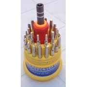 31-in-1 Magnetic Screwdriver Tool Kit (profesionalni set preciznih odvijača)