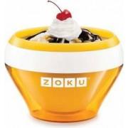 Bol pentru preparat înghetata ZK120 OR Portocaliu