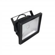 EuroLite LED IP FL-30 COB UV COB-LED UV Fluter, 30W