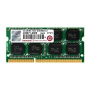 Memorie laptop Transcend 4GB DDR3 1333 MHz CL9 1.35V