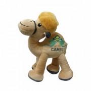 REBUY Printed Camel Stuffed Soft Plush Toy for Kids 30 cm