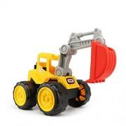 AITING AITING Big Excavator Truck Dirt Diggers 2-in-1 Excavator Vehicle