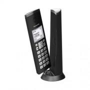 Telefon fix Panasonic KX-TGK210FXB DECT Negru
