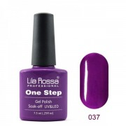 Oja semipermanenta OneStep Lila Rossa Professional 7.3ml OLROS037