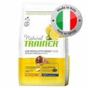 Trainer Natural Dog Trainer Natural Adult Small & Toy Prosciutto Crudo & Riso - 3 x 2 kg