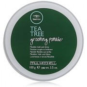 Paul Mitchell Tea Tree Grooming Pomade for Unisex 3.5 Ounce