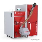 Cazan pe peleti Smart Ekopell 16 kW ver. S DEFRO
