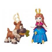 Disney Frozen Small Doll & Friends - Anna & Sven