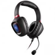 Слушалки с микрофон Creative SD Tactic, 3D Sigma, wireless V2.0, CREAT-HEAD-TACTIC-3D-S
