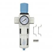 """Regulator powietrza z manometrem odwadniaczem i filtrem REDATS P-790 1"""" cal PRO - 1"""""""