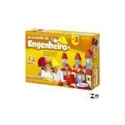 Jogo Brincando De Engenheiro N3 73 Peças 5277.6 Xalingo