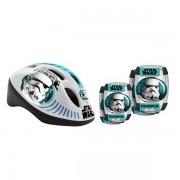 Kaciga, štitnici za kolena i laktove Star Wars, 0126657