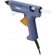 Set pistol de lipit la cald Gleumatic 3002, batoane adeziv, geanta