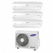 Samsung CLIMATIZZATORE CONDIZIONATORE TRIAL SPLIT SAMSUNG INVERTER 9+9+9 Serie AR5500M SMART WIFI 9000+9000+9000 con AJ068FCJ3EH/EU