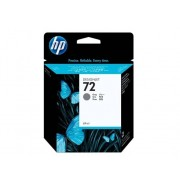 HP Cartucho de Tinta Original HP 72 de 69 Ml C9401A Gris para DesignJet SD Pro MFP, T1100, T1120, T1200, T1300, T2300, T610, T620, T770, T790, T795