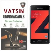 Impossible Glass (Not Tempered Glass) For Samsung Z4 by Vatsin