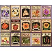 Springbok Puzzles Garden Goodness Jigsaw Puzzle (1000 Piece)