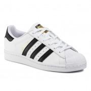 Обувки adidas - Superstar EG4958 Ftwwht/Cblack/Ftwwht